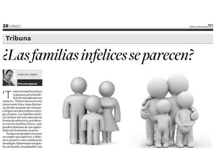 Article publicat al Diari de Tarragona el 18 de març de 2013